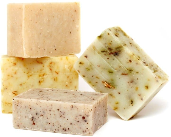 Natural Preservatives organic soap