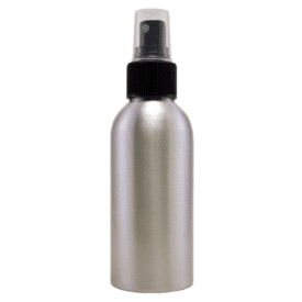 4 oz aluminum spray bottle