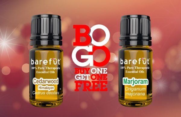 BOGO Cedarwood H Marjoram 5ml