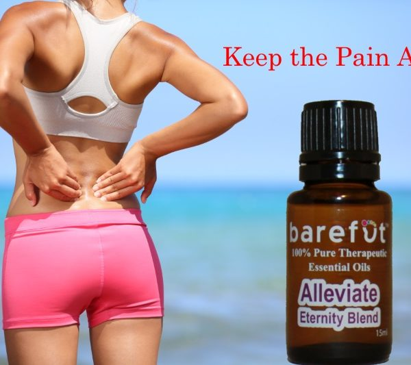 Alleviate Essential Oil Blend compare to PanAway