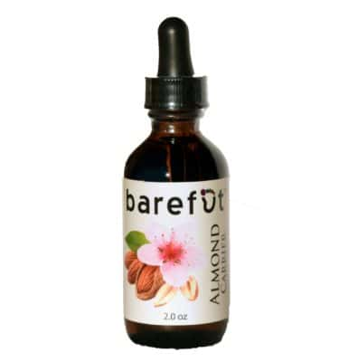 Almond Oil Barefut 2 oz