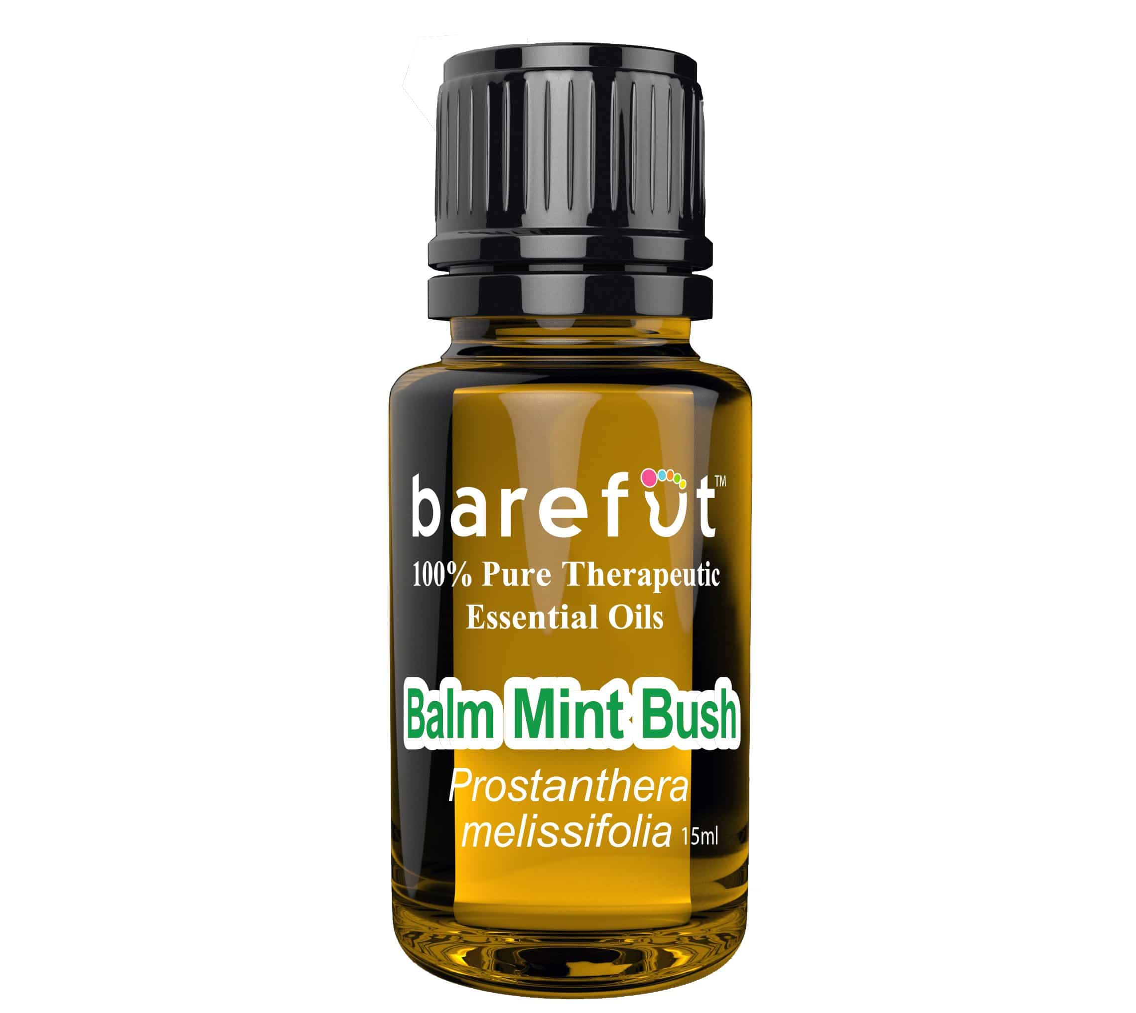 Balm Mint Bush Essential Oil Barefut