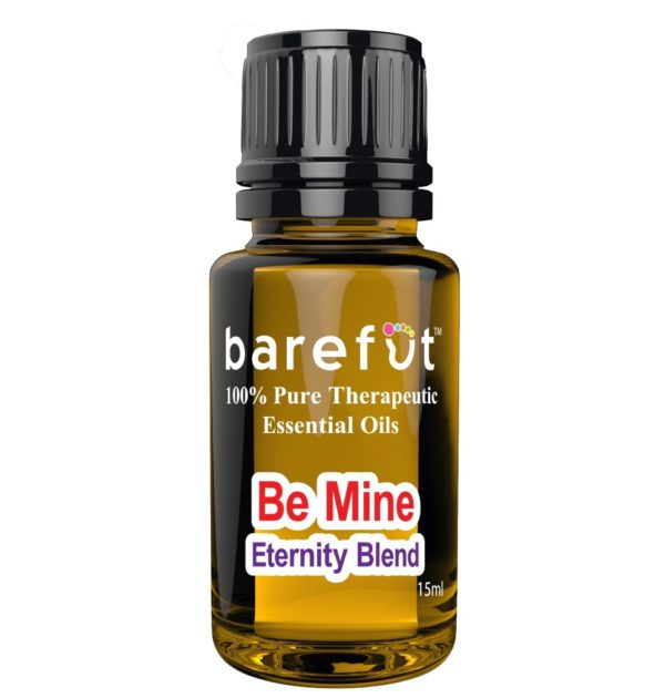 Be Mine Eternity Blend Essential Oil Barefut
