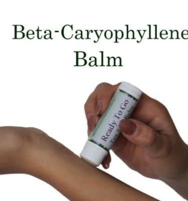 Beta-Caryophyllene Balm Barefut
