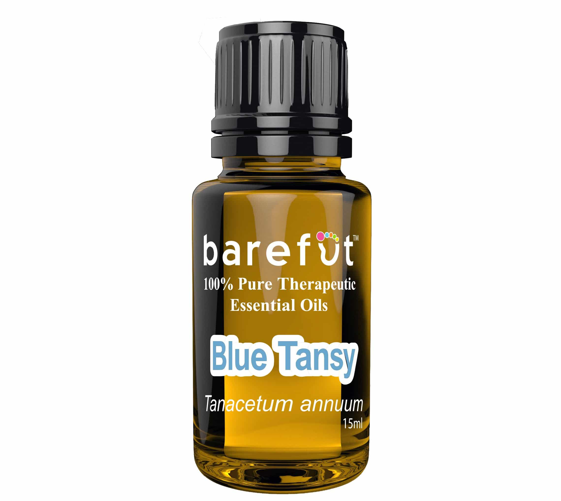 Blue Tansy Essential Oil Barefut