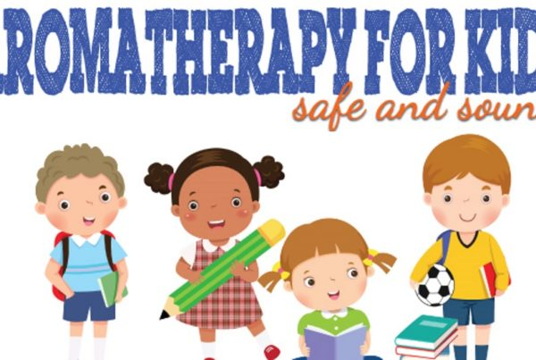Book Review: Aromatherapy for Kids