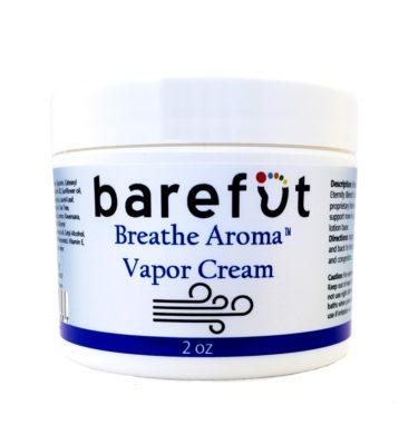 Breathe Aroma Vapor Cream 2oz