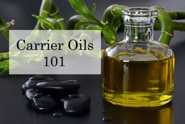 Carrier Oils 101 - Uses with Essential Oils