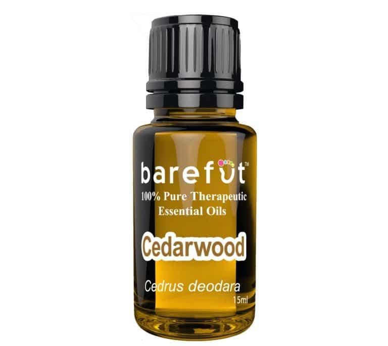 Cedarwood Essential Oil Barefut
