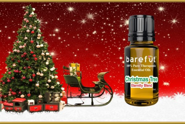 Christmas Tree Essential Oil Blend