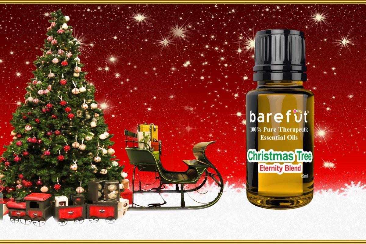 christmas tree essential oil blend - Christmas Essential Oils