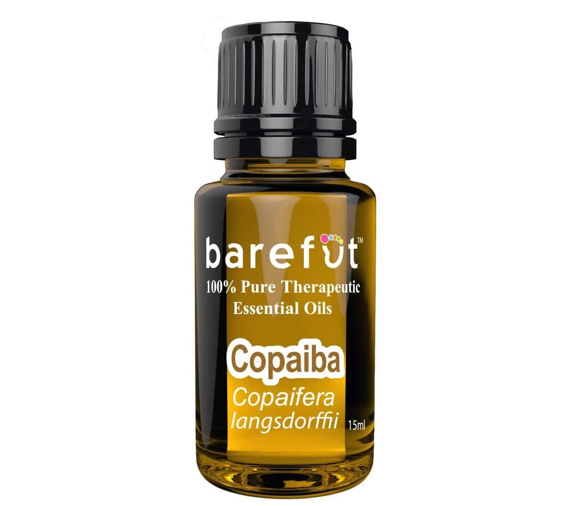 Copaiba Essential Oil Barefut