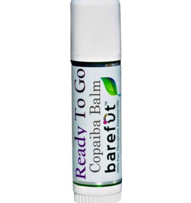 Copaiba Essential Oil Balm