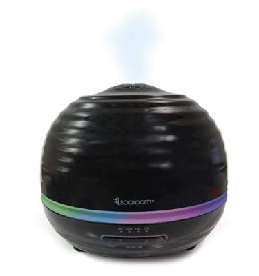 DuraMist Black Essential Oil Diffuser