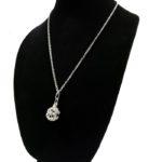 Essential Oil Lava Stone Diffuser Pendant Necklace