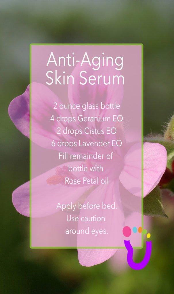 Essential Oil Face Serum