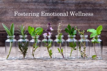 Fostering Emotional Wellness with Essential Oils