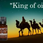 Frankincense king of oils