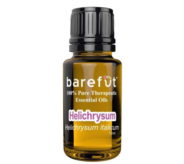 Helichrysum Essential Oil Barefut
