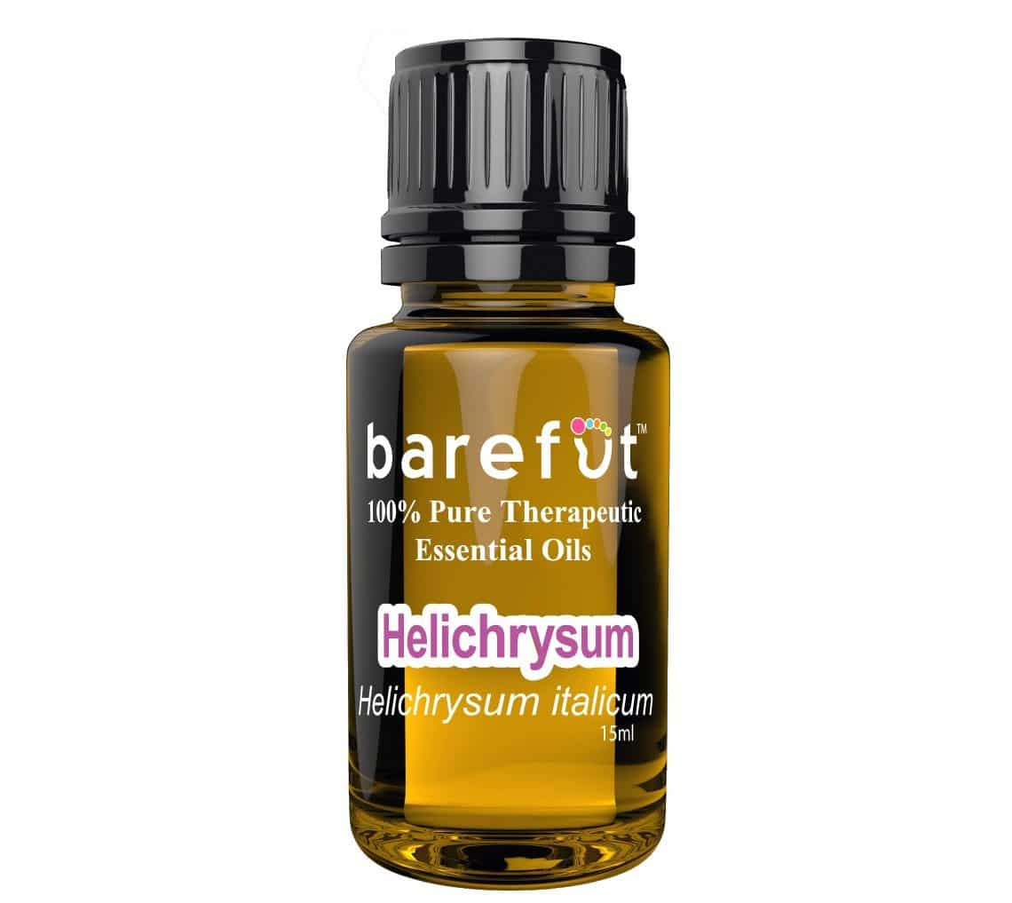 Helichrysum Essential Oil Barefut