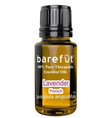 Lavender French Essential Oil Barefut