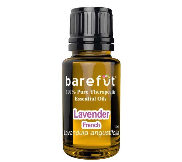Lavender French Essential Oil Barefut