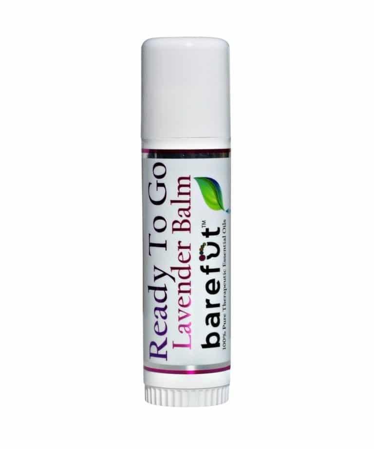 Lavender Essential Oil Balm