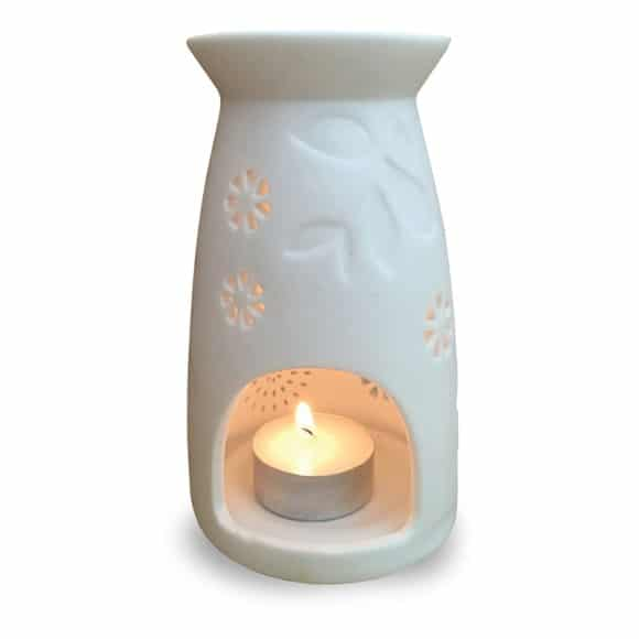 OilEssence Oil Warmer with Tea Light