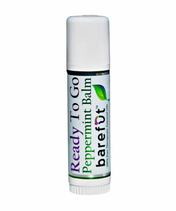 Peppermint Ready To Go Essential Oil Balm