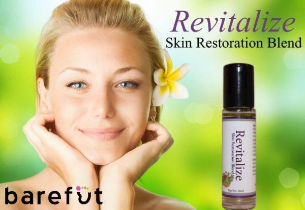 Skin Revitalize Essential Oil Blend