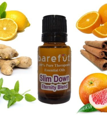 Slim Down Essential Oil Blend for Weight Loss