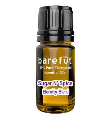 Sugar N Spice Eternity Blend 5ml Barefut