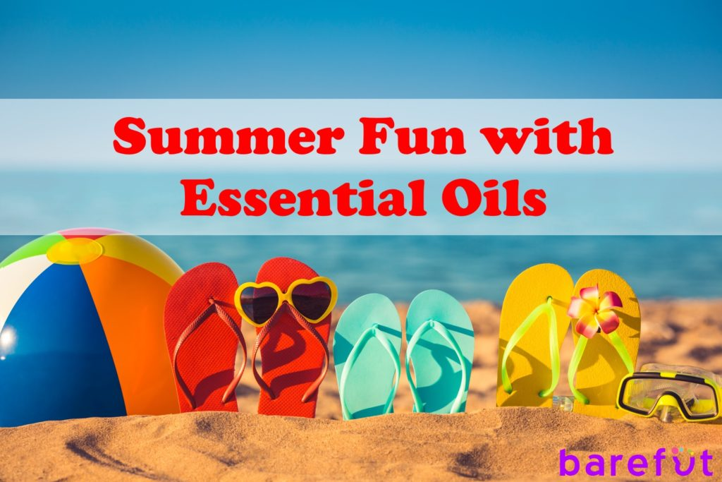 Summer Fun with Essential Oils