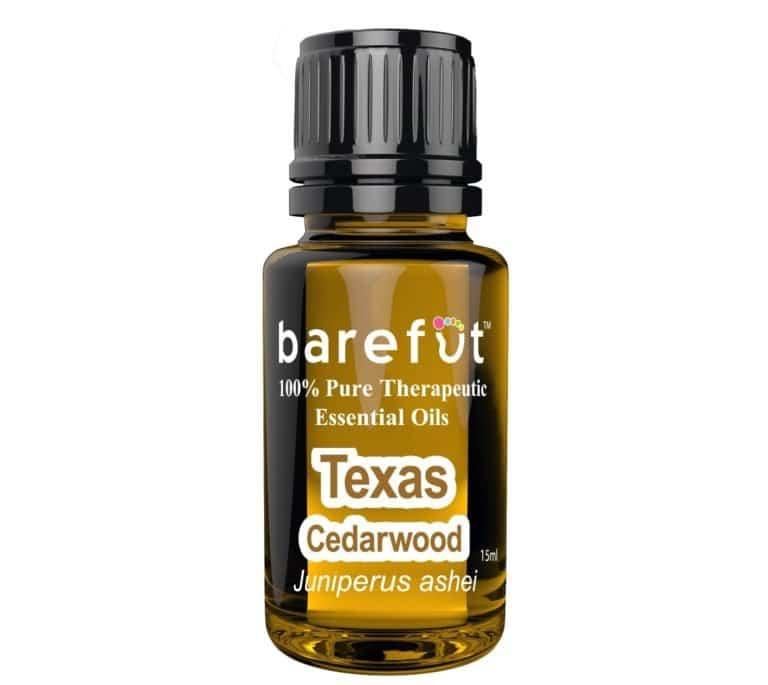 Texas Cedarwood Essential Oil