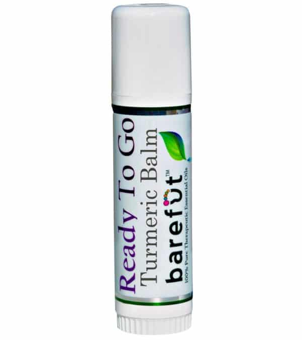 Turmeric Essential Oil Balm