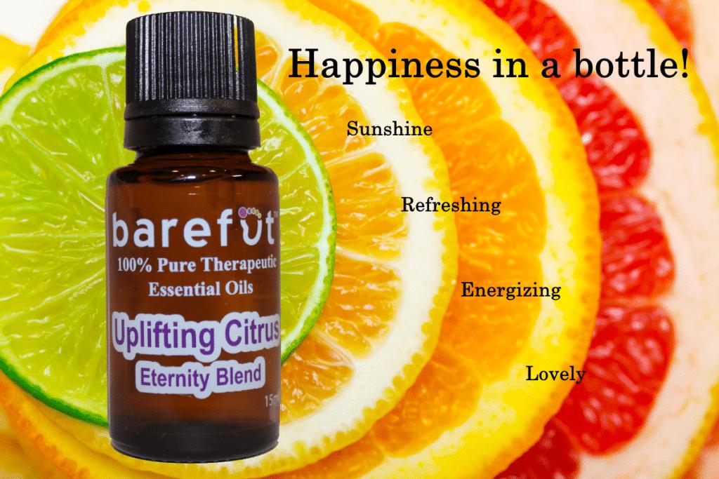 Uplifting Citrus Essential Oil Blend