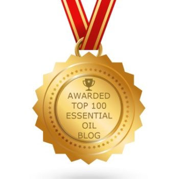 Voted Top 100 Essential Oil Blog - barefut-com