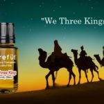 We Three Kings 3 Wise Men Essential Oil Blend