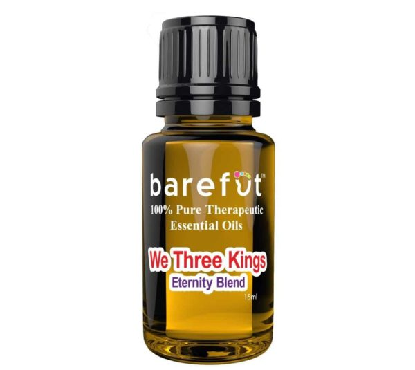 We Three Kings Eternity Blend Essential Oil Barefut