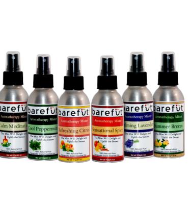 barefut Aromatherapy Mister Spray