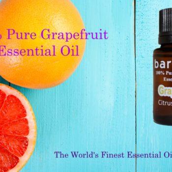 barefut Grapefruit Essential Oil