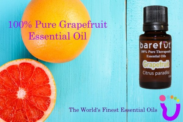 barefut Grapefruit Essential Oil