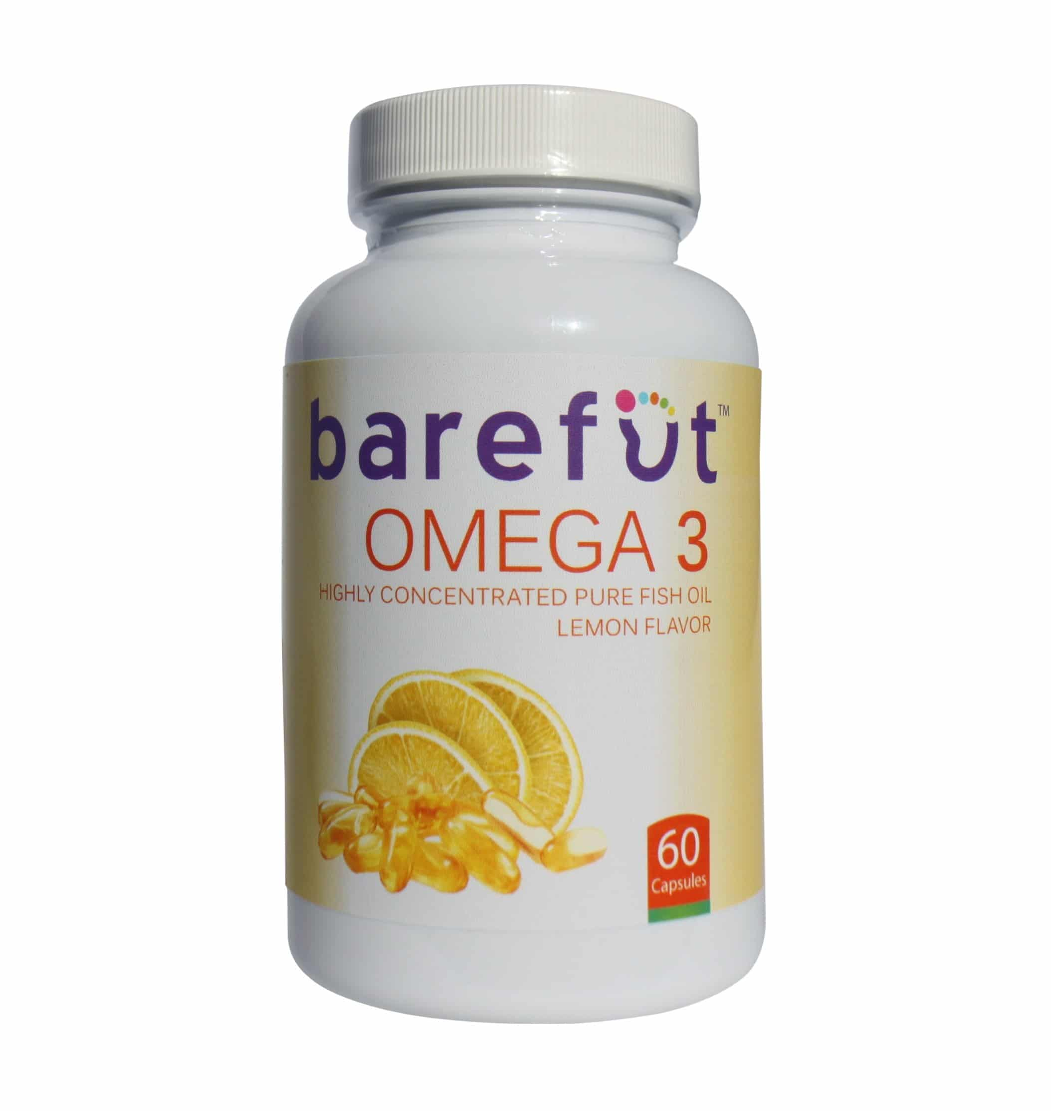 Omega 3 fish oil baref t essential oils for Fish omega 3