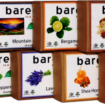barefūt Organic Soaps