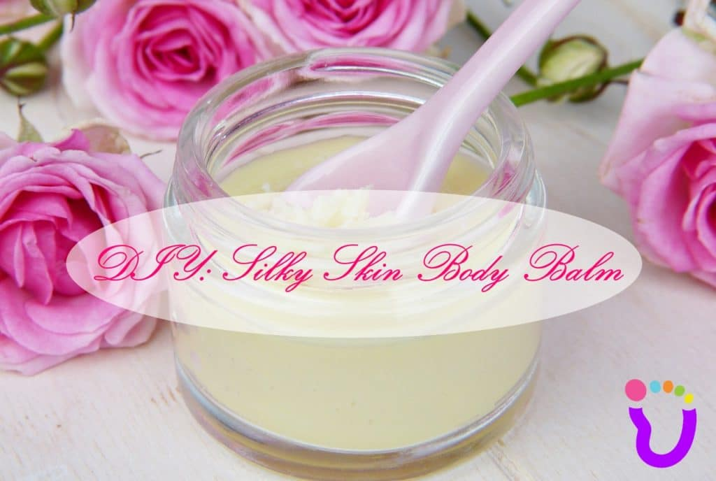 Silky Skin Essential Oil Balm