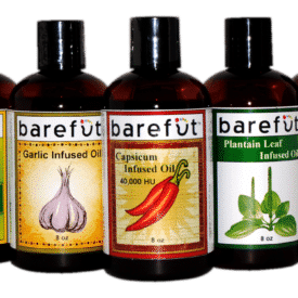 barefūt Infused Carrier Oils